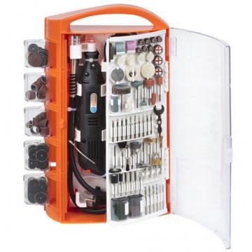 Kit Mini Trapano Multifunzione da 135 Watt con 350 Accessori