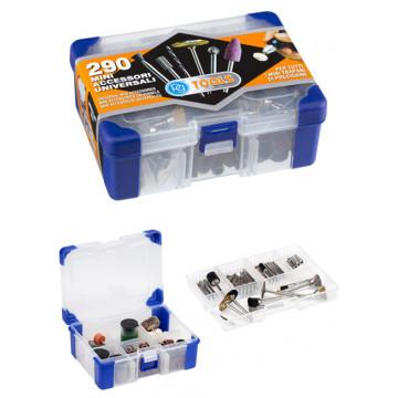 Accessori Assortiti per Mini Trapano 290pz