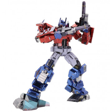Transformers IDW Optimus Prime Full Edition
