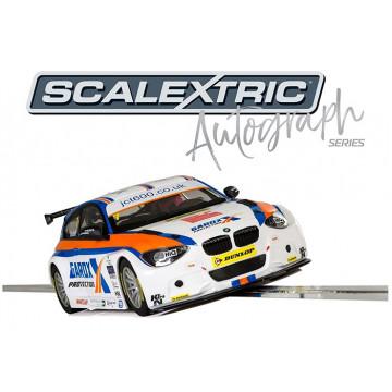 BTCC BMW 125 Series 1 Sam Tordoff Autograph Series
