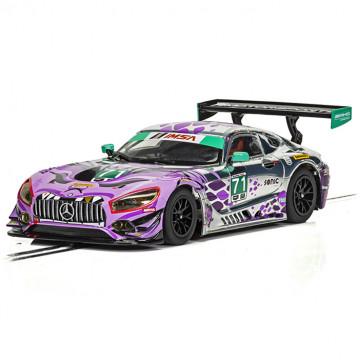 Mercedes AMG GT3 P1 Motorsports Daytona 2018