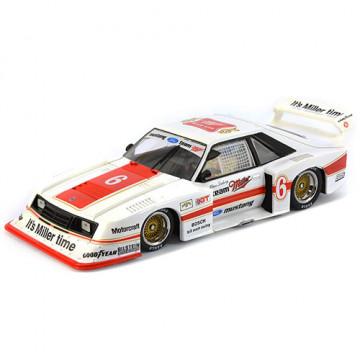 Ford Mustang Turbo Bill Scott Racing IMSA GTX Mid Ohio 1981