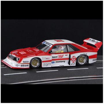 Ford Mustang Turbo n.63 Bill Scott Racing Team Norisring 1981