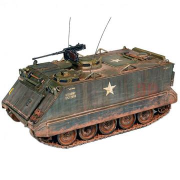 Veicolo Trasporto Truppe U.S. Armored Personnel Carrier M113 1:35