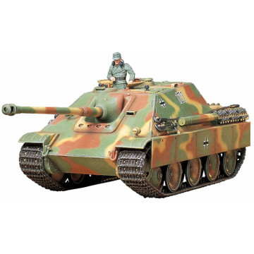 Carro Tedesco Destroyer Jagdpanther Late Version 1:35