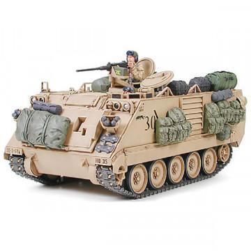 Veicolo da Trasporto Truppe U.S. M113 A2 Desert Version 1:35