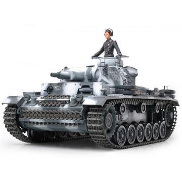 Carro Armato Tedesco Panzer Kampfwagen III Ausf.N 1:35