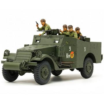 Veicolo Corazzato M3A1 Scout Car 1:35