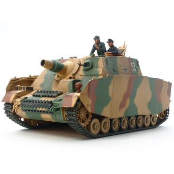 Carro Tedesco Sturmpanzer IV Brummbar Late Prodution 1:35