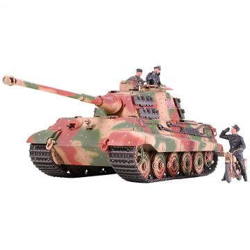 Carro Armato Tedesco King Tiger 1:35