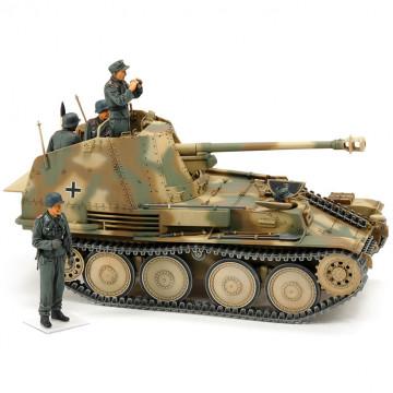 Carro Tedesco Marder III M Normandy Front 1:35