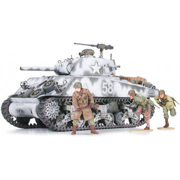 Carro Armato U.S. M4A3 Sherman 105mm Howitzer 1:35