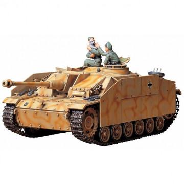 Semovente Tedesco Sturmgeschutz III Ausf.G 1:35
