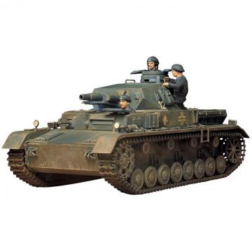 Carro Armato Tedesco Panzer Kampfwagen IV Ausf.D 1:35