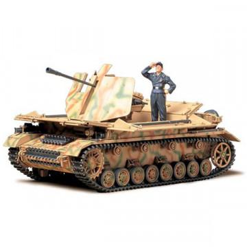 Semovente Antiaereo Tedesco AA Gun Mobelwagen 1:35