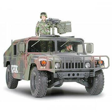 Veicolo da Ricognizione U.S. M1025 Humvee 1:35