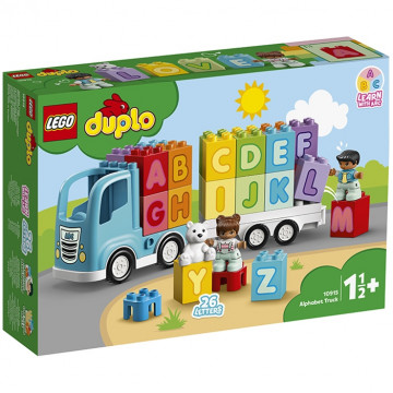 Duplo - Camion dell'alfabeto