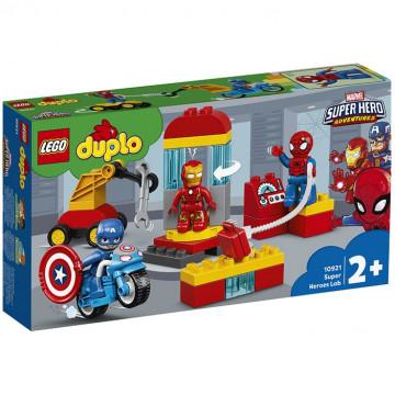 Duplo - Il laboratorio dei supereroi