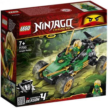 Ninjago - Fuoristrada della giungla