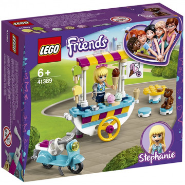 Friends - Il carretto dei gelati