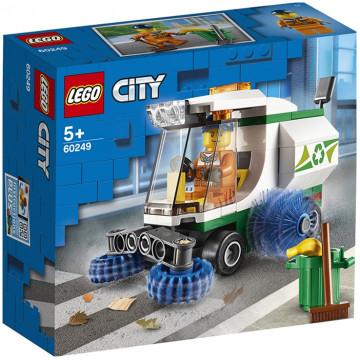 City - Camioncino pulizia strade