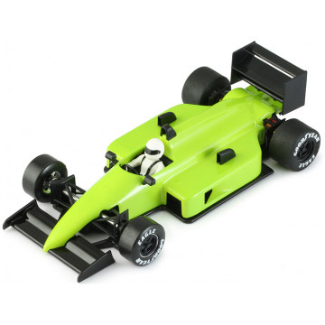Formula 86/89 Test Car Green