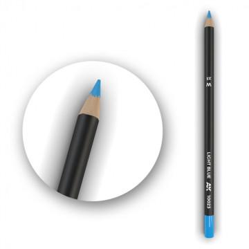 Set 5 Matite AK Watercolor Pencil Light Blue