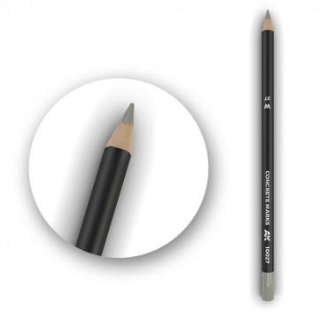 Set 5 Matite AK Watercolor Pencil Concrete Marks