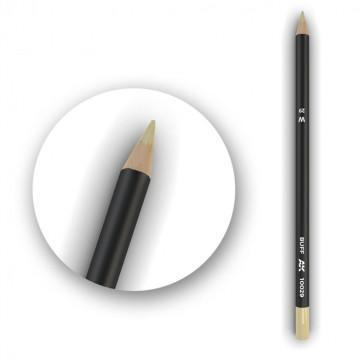 Set 5 Matite AK Watercolor Pencil Buff
