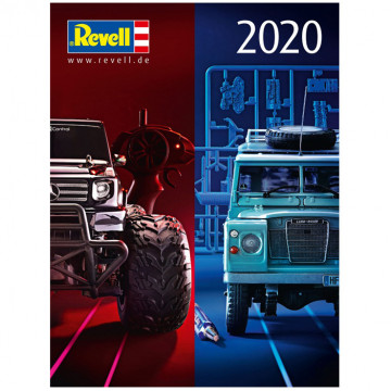 Catalogo Revell 2020