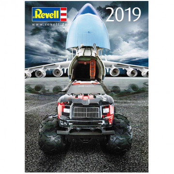 Catalogo Revell 2019