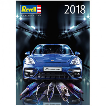 Catalogo Revell 2018