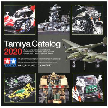 Catalogo Tamiya 2020