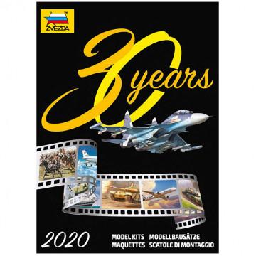Catalogo Zvezda 2020