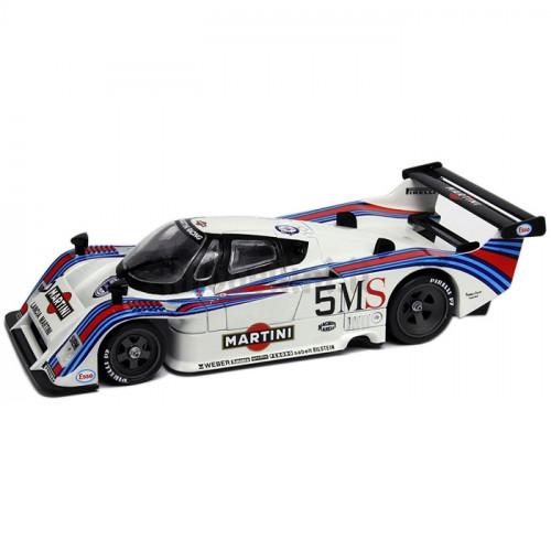 Lancia LC2 Gruppo C 1:24