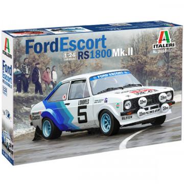Ford Escort RS1800 MK.II 1:24