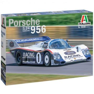 Porsche 956 Gruppo C 1:24