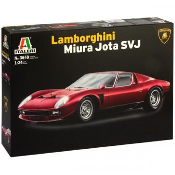 Lamborghini Miura Jota SVJ 1:24