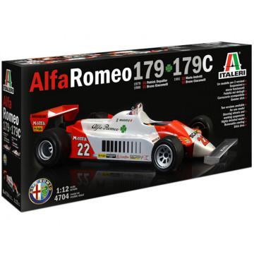 Formula 1 Alfa Romeo 179 - 179C 1:12