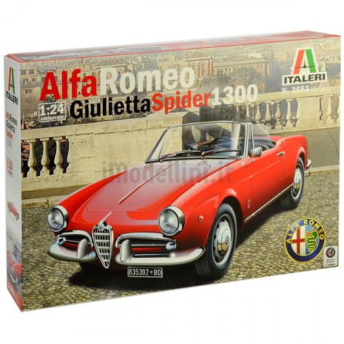Alfa Romeo Giulietta Spider 1300 1:24