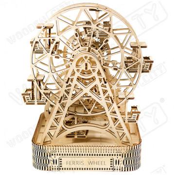 Decoration Series - Amusement Park Ferris Wheel