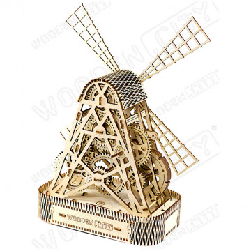 Decoration Series - Holland Windmill