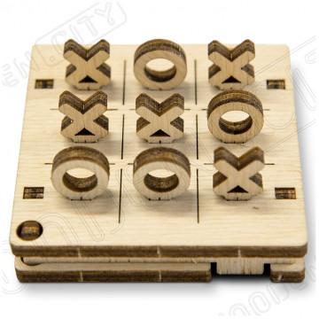 Tiny Board Games - Tic Tac Toe Var.1