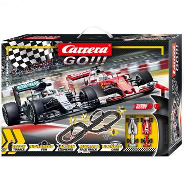 Pista Elettrica Carrera GO Race Champions