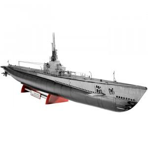 Sottomarino US Navy Gato Class 1:72