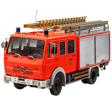 Camion Mercedes-Benz 1017 LF 16 1:24