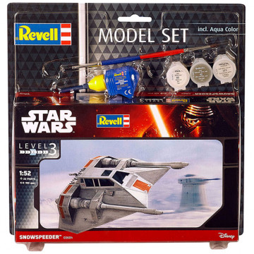 Model Set Star Wars Snowspeeder 1:52