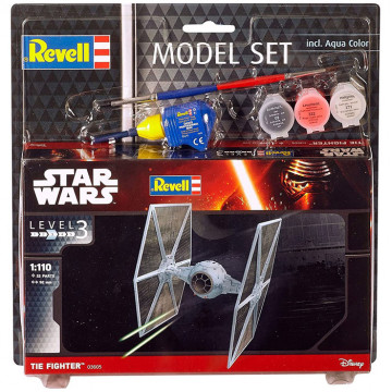 Model Set Star Wars TIE Fighter 1:110
