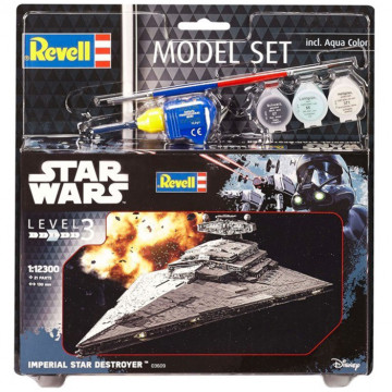 Model Set Star Wars Imperial Star Destroyer 1:12300
