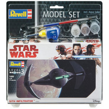 Model Set Star Wars Sith Infiltrator 1:257